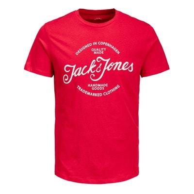 Camiseta de manga corta, cuello redondo JACK & JONES