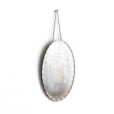 Spiegel met used effect, om op te hangen, TIKKA Spiegel met used effect, om op te hangen, TIKKA La Redoute Interieurs
