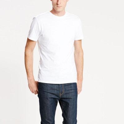 T-shirt manches courtes col rond (lot de 2) T-shirt manches. LEVI S 020248b256a6