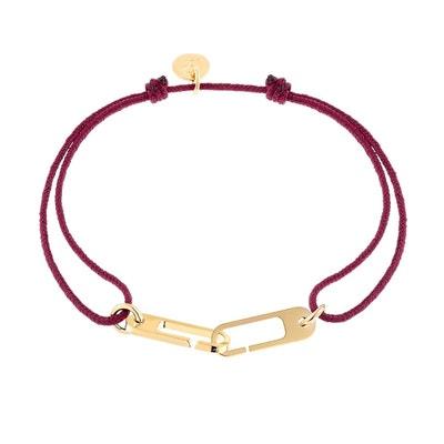 Bracelet L'AVARE en Argent 925/1000 Doré Bracelet L'AVARE en Argent 925/1000 Doré L BY L'AVARE