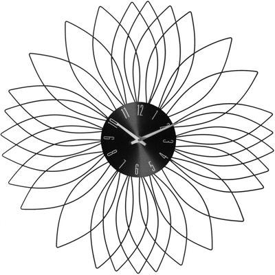 horloge horloge murale design en solde la redoute. Black Bedroom Furniture Sets. Home Design Ideas