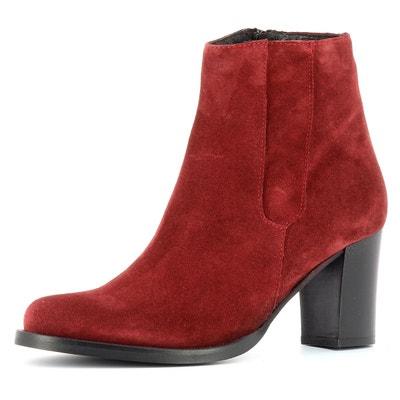 La Solde Evita Redoute Femme Boots Bottines En nUqRU8A