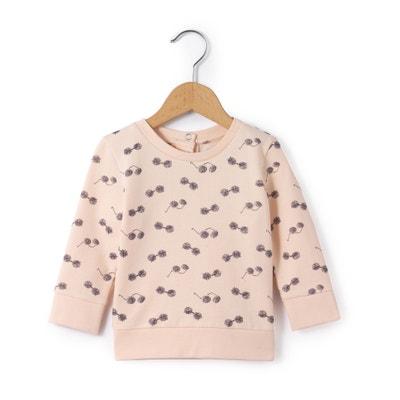 Sweatshirt, bedruckt, 1 Monat - 3 Jahre La Redoute Collections