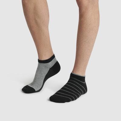 Bawełniane stopki (2 pary) Bawełniane stopki (2 pary) DIM
