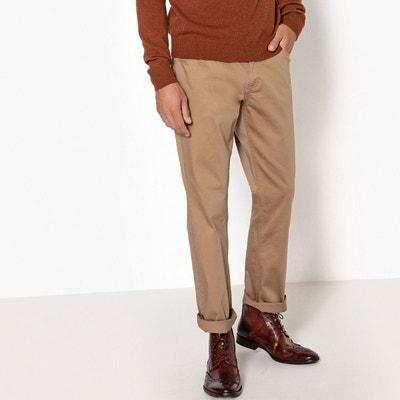 da2738c6f419e Pantalon beige homme en solde   La Redoute