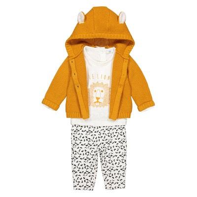 Confident Gilet Tex Bébé Rouge Taille 3 Mois Vêtements, Accessoires Pulls, Cardigans