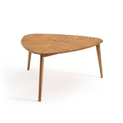 table de jardin leaf table de jardin leaf la redoute interieurs