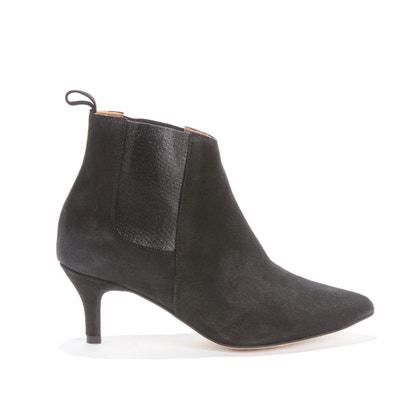 Boots à talon, cuir de veau LAURAL Boots à talon, cuir de veau LAURAL ANONYMOUS COPENHAGEN