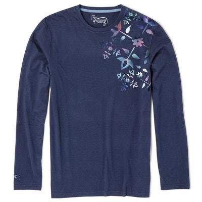Tee-shirt TRANC - Marine Tee-shirt TRANC - Marine OXBOW
