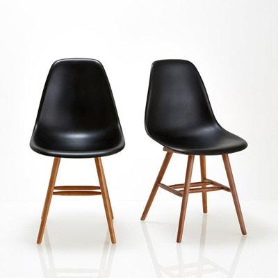 Chaise coque plastique (lot de 2), Watford Chaise coque plastique (lot de 2), Watford La Redoute Interieurs