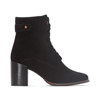 COSMOPARIS Boots cuir Walden Acheter Pas Cher Combien Sast Pas Cher Magasin De Liquidation lIehe1