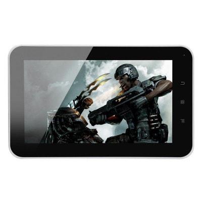 Tablette tactile Android 4.0 7 pouces capacitif 3D HDMI 1Go RAM 16 Go Tablette tactile Android 4.0 7 pouces capacitif 3D HDMI 1Go RAM 16 Go Yonis
