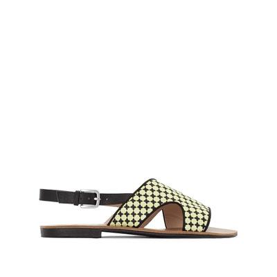 Printed Sandals MADEMOISELLE R
