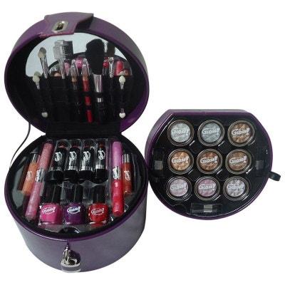 Coffret cadeau coffret maquillage mallette de maquillage Glam's Violet - 33pcs GLOSS