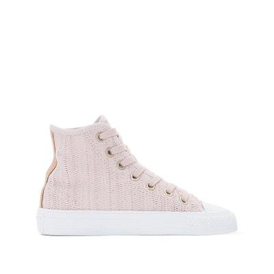 Hohe Sneakers CTAS HI HERRINGBONE MESH CONVERSE