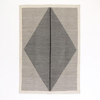 Tappeto tessuto piatto effetto kilim, Loscan Tappeto tessuto piatto effetto kilim, Loscan La Redoute Interieurs
