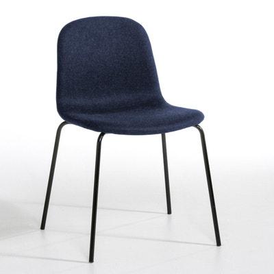 cadeiras e bancos la redoute. Black Bedroom Furniture Sets. Home Design Ideas