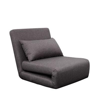 chauffeuse noire la redoute. Black Bedroom Furniture Sets. Home Design Ideas