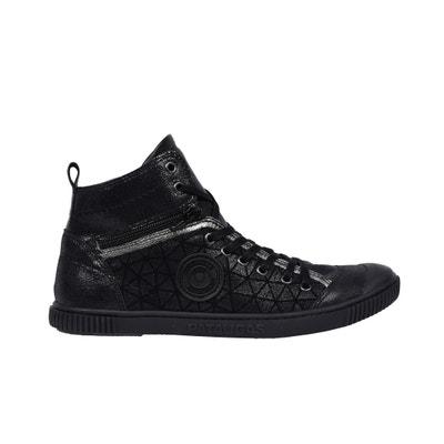 Hoge sneakers in leer Banjou Hoge sneakers in leer Banjou PATAUGAS