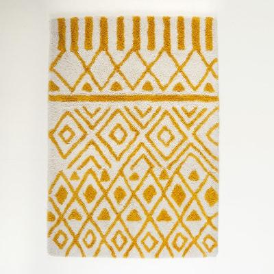 Ocrul 100% Wool Rug La Redoute Interieurs