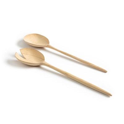 2 cuillères service orme Sasaki By V. Barkowski AM.PM