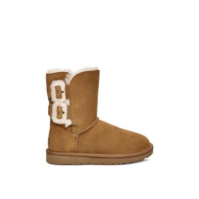 02ee88912dcf3 Boots nubuck Classic Bailey Fluff Buckle 2 Boots nubuck Classic Bailey  Fluff Buckle 2 UGG