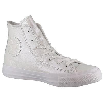 Chaussures converse montante femme en solde   La Redoute eb9db58e4199