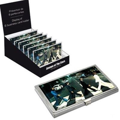 Porte Cartes De Visite Beatles Abbey Road TROPICO