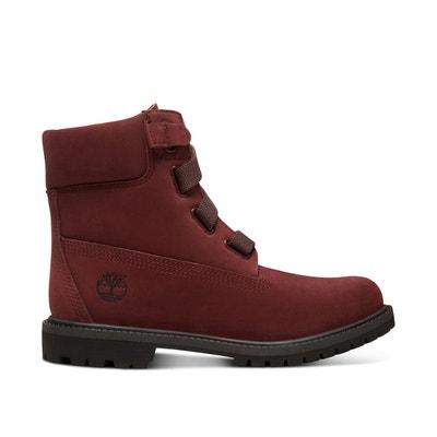 Boots cuir 6 In Premium Convenie TIMBERLAND