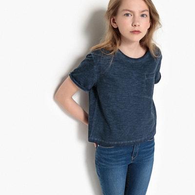 T-shirt uni 10-16 ans La Redoute Collections