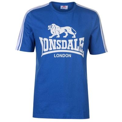T-shirt col rond manche courte T-shirt col rond manche courte LONSDALE