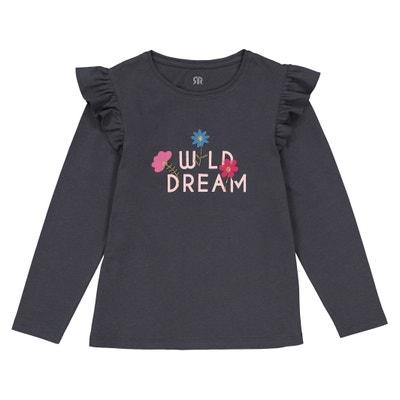 """Longsleeve mit Aufdruck """"Wild Dream"""", 3-12 Jahre Longsleeve mit Aufdruck """"Wild Dream"""", 3-12 Jahre La Redoute Collections"""