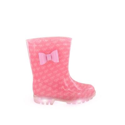 fadb5198f1427 Bottes de pluie fille - Chaussures enfant 3-16 ans Be only en solde ...
