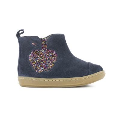 Boots  cuir Boots  cuir SHOO POM