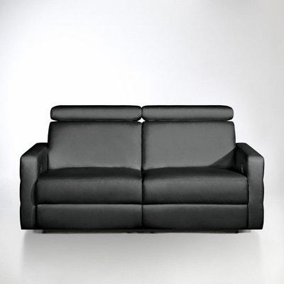Canapé de relaxation cuir, Hyriel La Redoute Interieurs