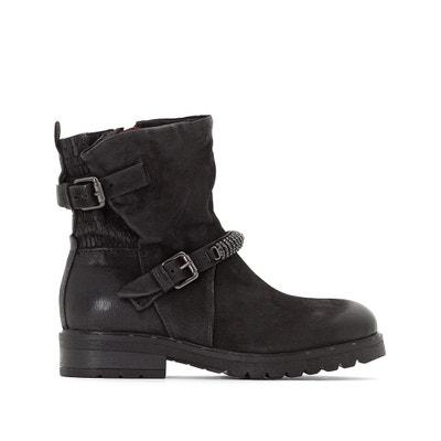 Boots cuir Peperita Boots cuir Peperita MJUS