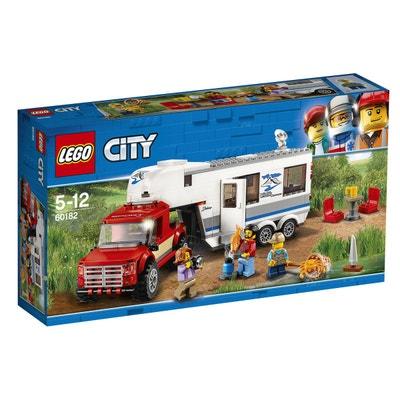 Le pick-up et sa caravane 60182 LEGO