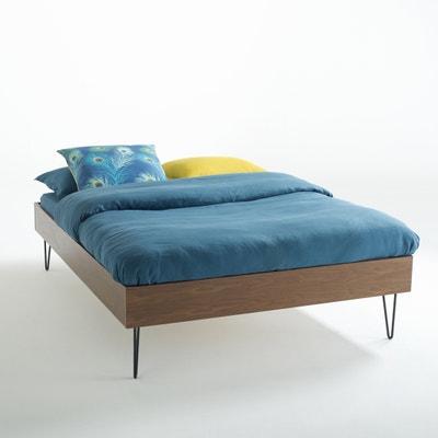 Watford Vintage Bed La Redoute Interieurs