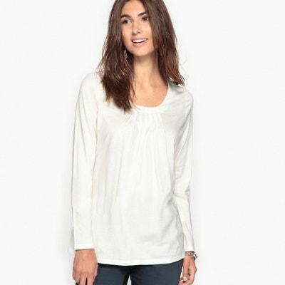 T-shirt cotone & modal T-shirt cotone & modal ANNE WEYBURN