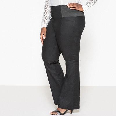 Pantalon bootcut taille haute Pantalon bootcut taille haute CASTALUNA.  Soldes. CASTALUNA 03a3761c1388