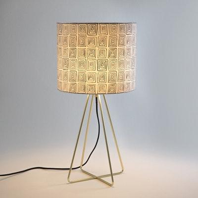 Lampada da tavolo design HENRIËTTE H JANSEN Lampada da tavolo design HENRIËTTE H JANSEN Henriette Jansen X la redoute