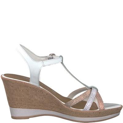 Vesila Wedge Sandals TAMARIS