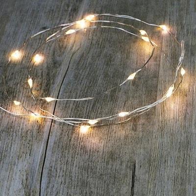 Guirlande Lumineuse Argent 20 Micro LED SKYLANTERN