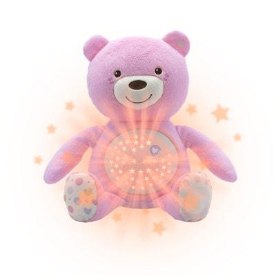 Orso proiettore Baby Bear, rosa Orso proiettore Baby Bear, rosa CHICCO