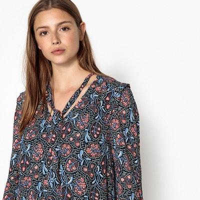 Krótka sukienka w kwiatki CHERYNE SUNCOO