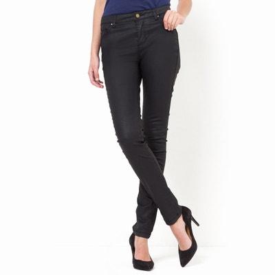 Pantalón slim con revestimiento Pantalón slim con revestimiento La Redoute Collections