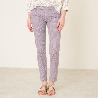 Marilyn Slim Fit Trousers TRUE NYC