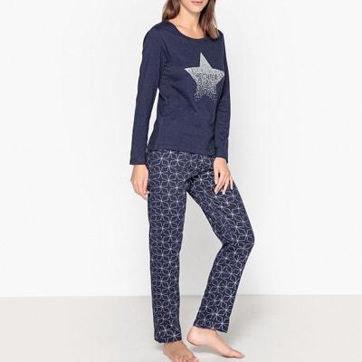 Pyjama imprimé étoiles Pyjama imprimé étoiles HECHTER STUDIO