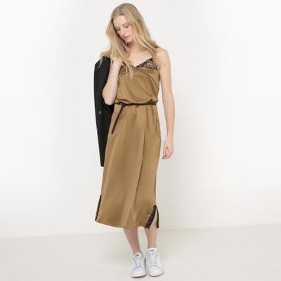 Satin Dress Satin Dress La Redoute Collections