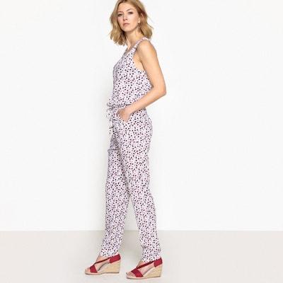 Printed Jumpsuit ANNE WEYBURN